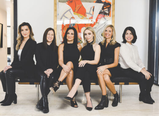 Renee Lossia Acho Real Estate Group is a Powerhouse Team of Women