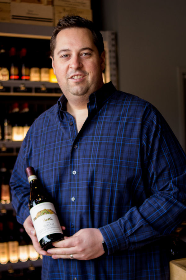 Nick Apone from Old Woodward Cellar