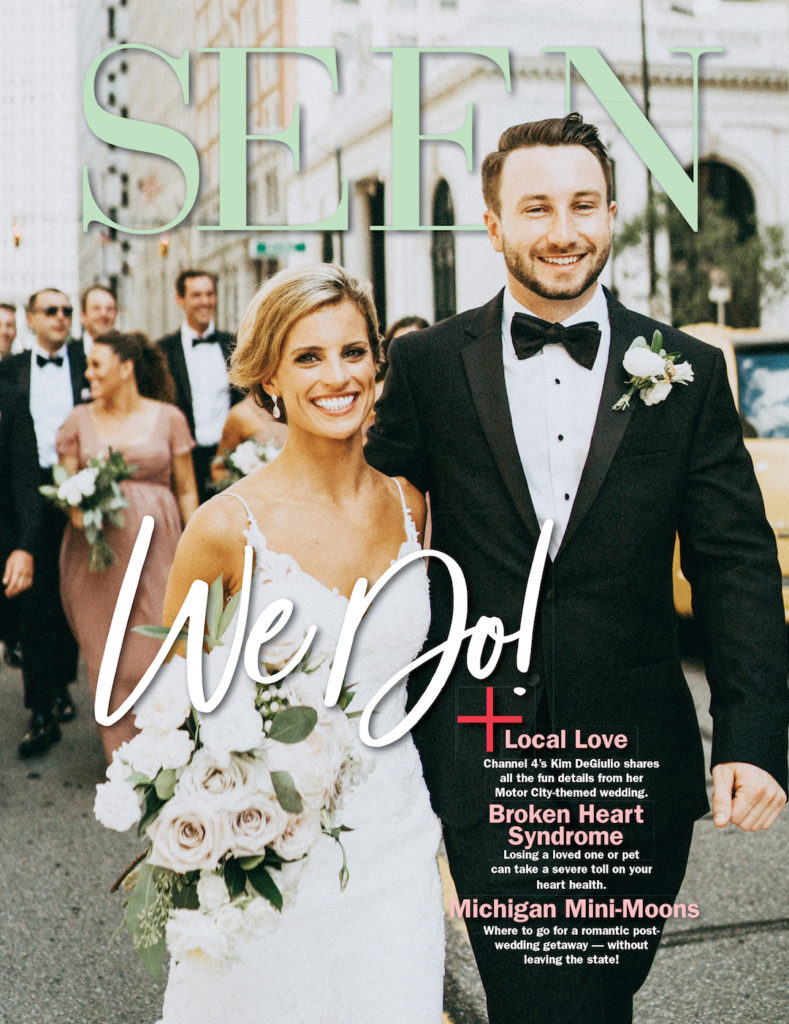 SEEN February wedding issue