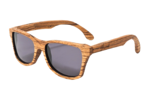 Shwood wooden polarized sunglasses from Untied On Woodward