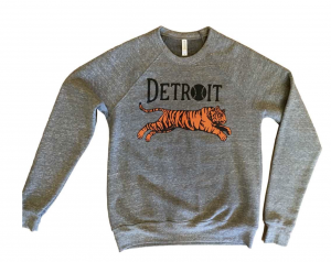 City Bird Detroit Sweatshirt