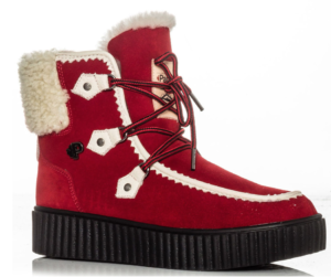 Pajar ABY Red Boot from Sundance Shoes