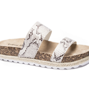 DOUBLE PLAY SLIDE SANDAL