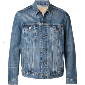 Levi's The Trucker Jacket- Mayze