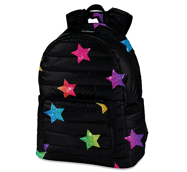 Top Trendz puffer backpack from Perfect Trading Co.