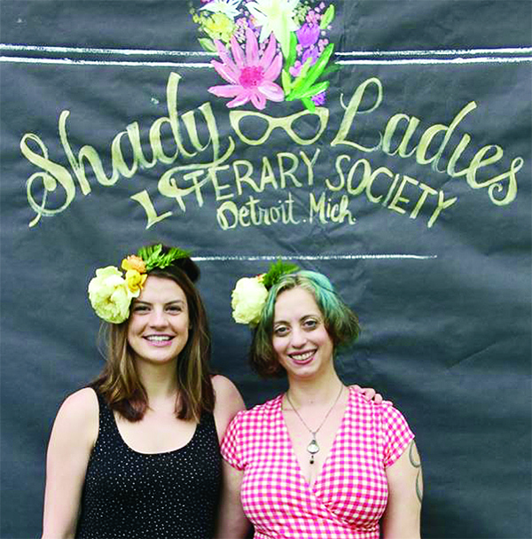 Shady Ladies Literary Society
