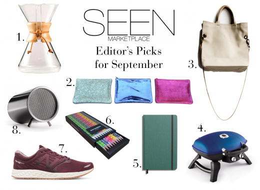 September Editor's Picks