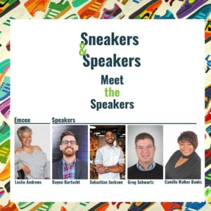 Focus: Hope Sneakers & Speakers