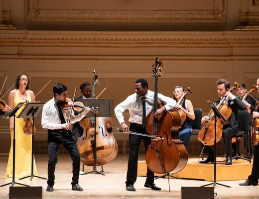 Sphinx Virtuosi at Carnegie Hall in 2019