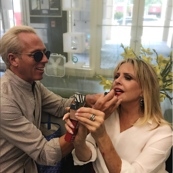 Beauty and Makeup Trends with Armani Makeup Artist Tim Quinn