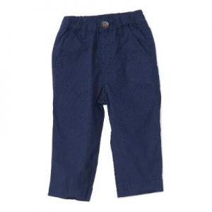 blitz kids navy pants