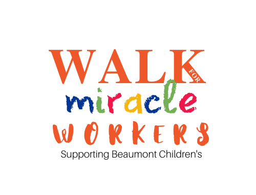 Beaumont Hospital 2020 Walk for Miracle Workers