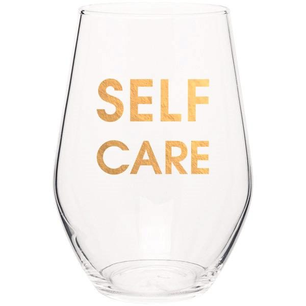 Self Care Wine Tumbler