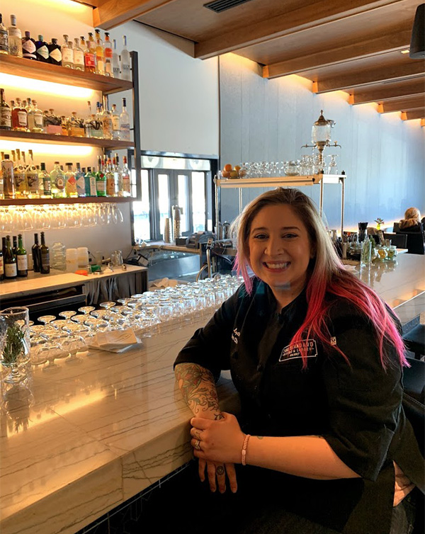 Allie Lyttle, chef of Ann Arbor's Standard Bistro & Larder