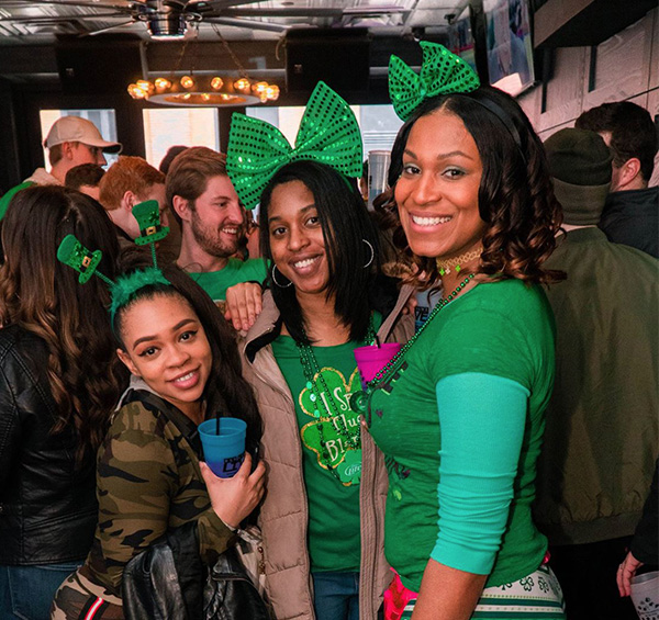 Detroit St. Patrick's Day bar crawl
