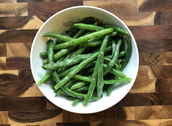 Green Beans recipe by Fresh Chef Detroit