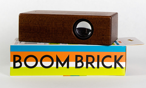 Boom Brick from Toyology Toys