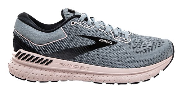 Brooks Transcend 7 running shoe, $160, Gazelle Sports