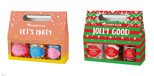 Candy Club gift set from Found Objects