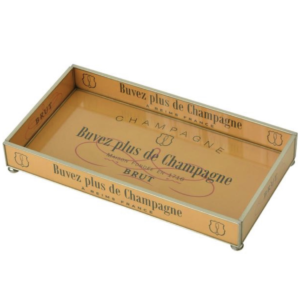 Brut Champagne Tray