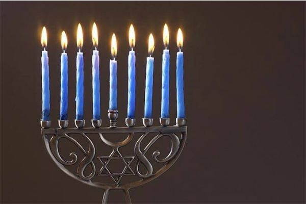 Chanukah in Detroit