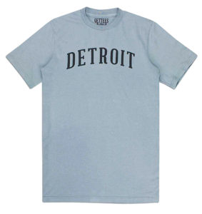 Detroit Heritage Tee from Gettees