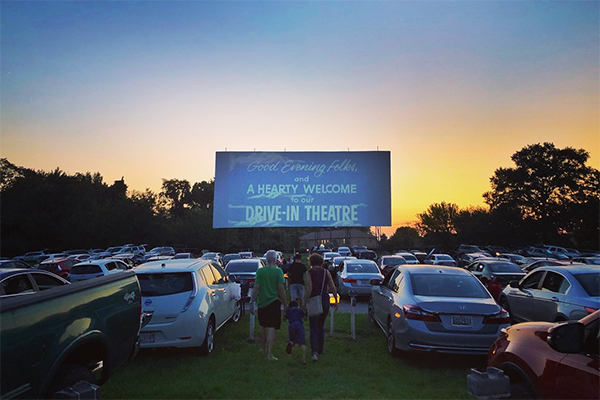 Metro Detroit drive in theatres