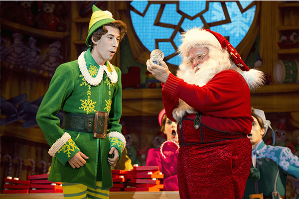 Elf The Musical in Detroit
