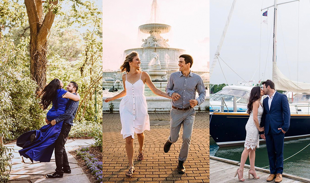 Engagement Photo Spots