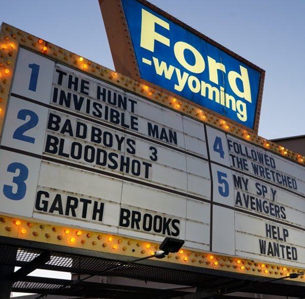 Ford Drive-In Theatre
