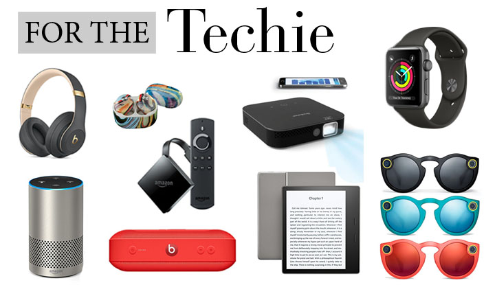 Gifts for Techies