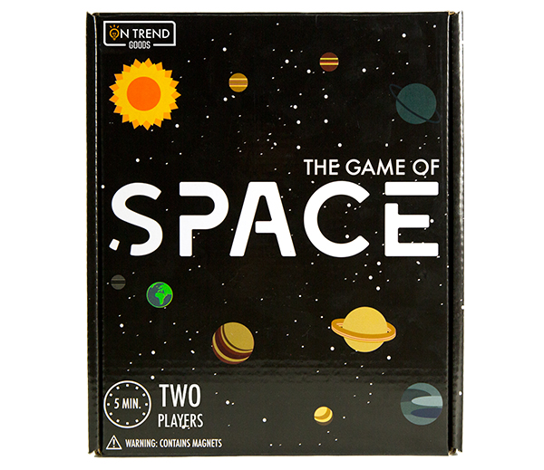 The Game of Space from Toyology Toys