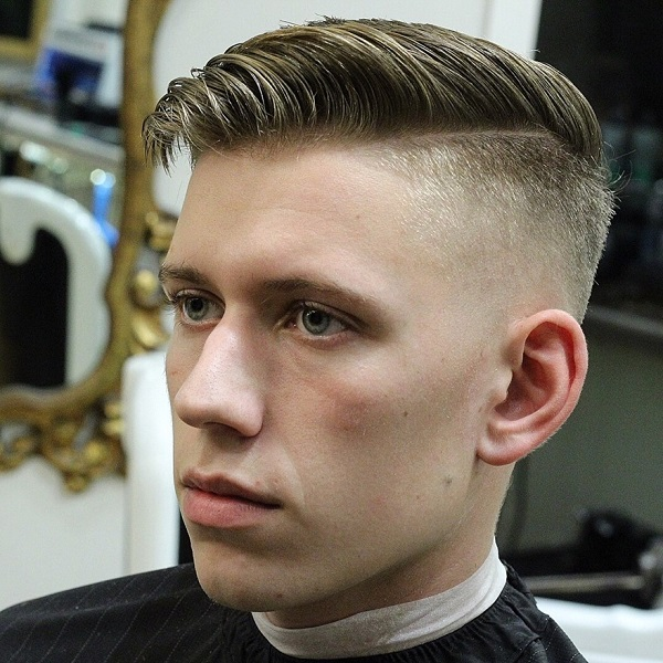 men's haircut trends