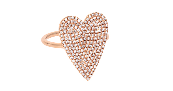 Tapper's Jewelry heart ring