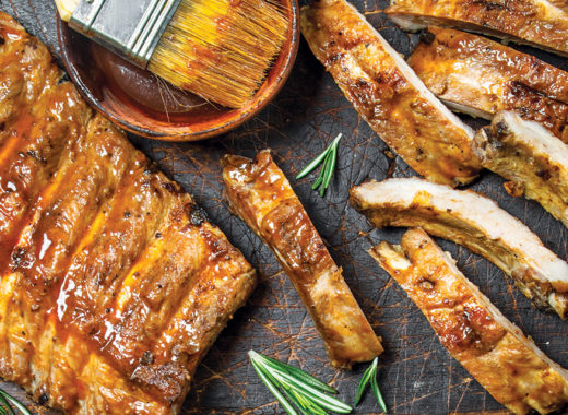 Rosemarie's Recipes: Ribs
