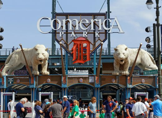 New Ballpark Food for 2018 at Comerica Park