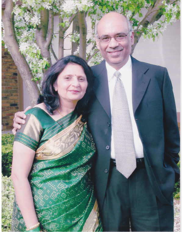 K.C. and Sumi Mehta