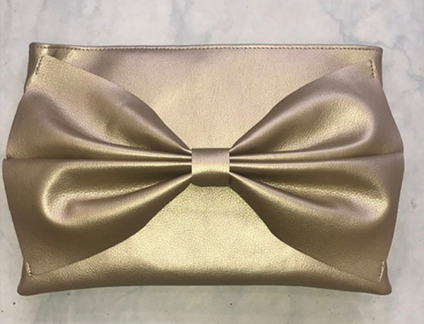 Karma clutch by Mira Estell