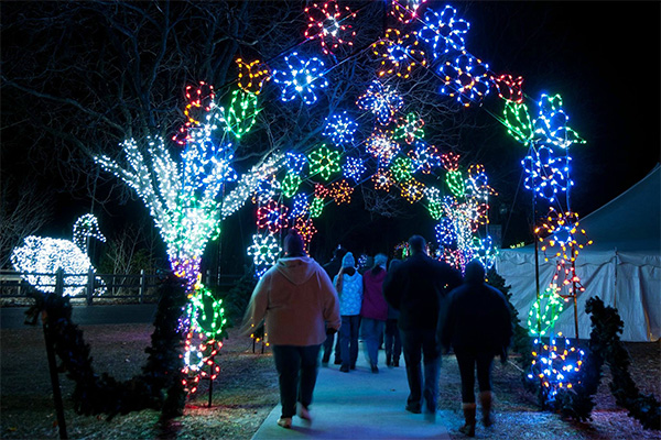 Metro Detroit holiday lights
