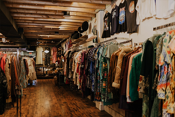 Lost and Found Vintage in Royal Oak
