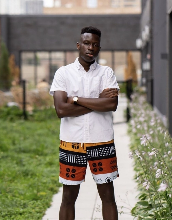 DIOP co-founder Mapate Diop