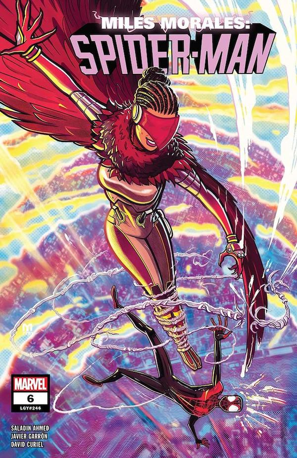 Marvel's Starling by Saladin Ahmed