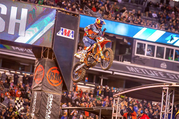Supercross Detroit