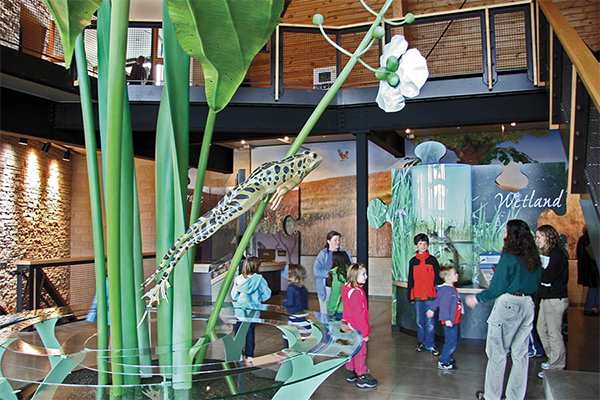 things to do with kids in Metro Detroit this February