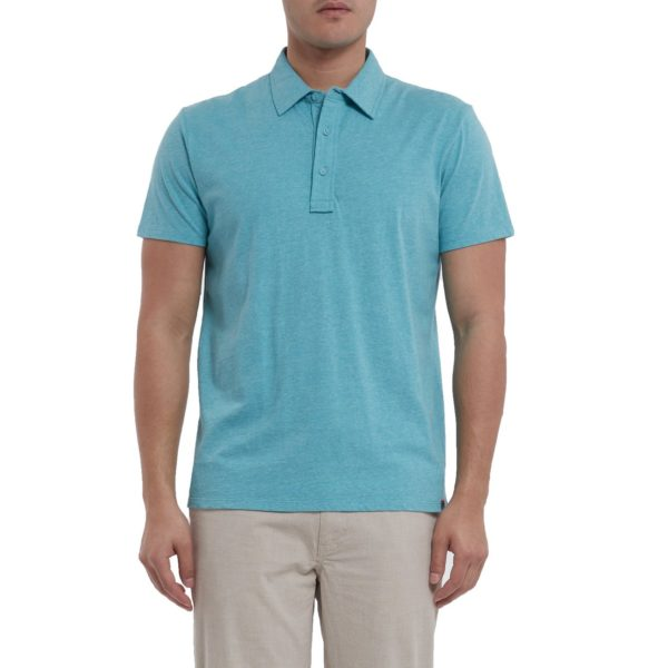 Hartford Nep Jersey Polo