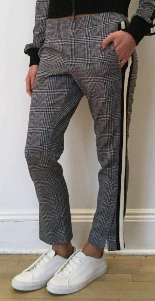 pam and gela cropped track pant