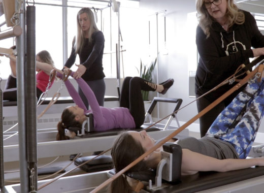 The Pilates Method in Birmingham