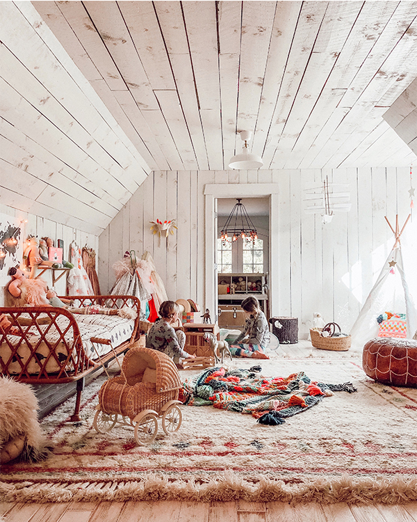 Kids play room inspiration