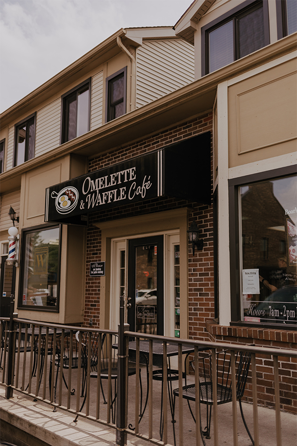 Omelette Waffle Cafe, Plymouth MI