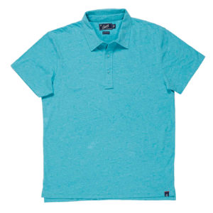 Hartford Nep Jersey Polo from Good Neighbor